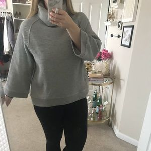 Tops - Oversized thermal blouse Lila P